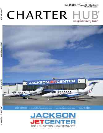 Charter Hub Cover